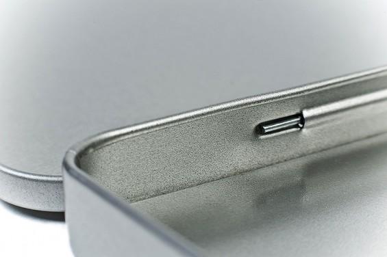 Caixa metal A5