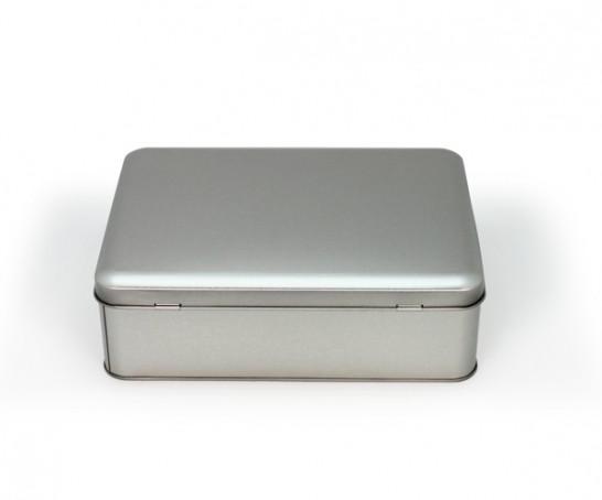 Embalagem de metal A5 multifuncional