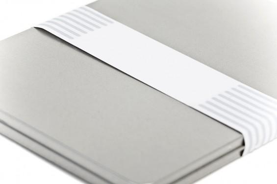 Caixa metal A6 Notebox