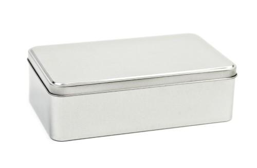 Caixa metal Promobox Pequena