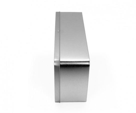 Caixa de metal L