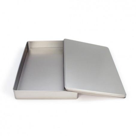 Caixa de metal A4 maxi