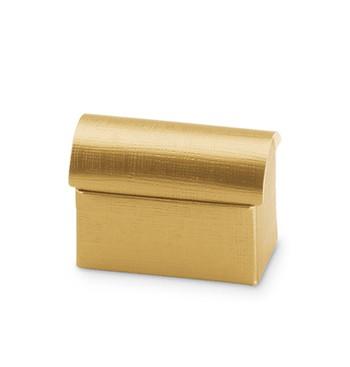 Baú dourado