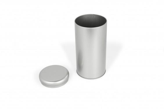 Tubo de metal