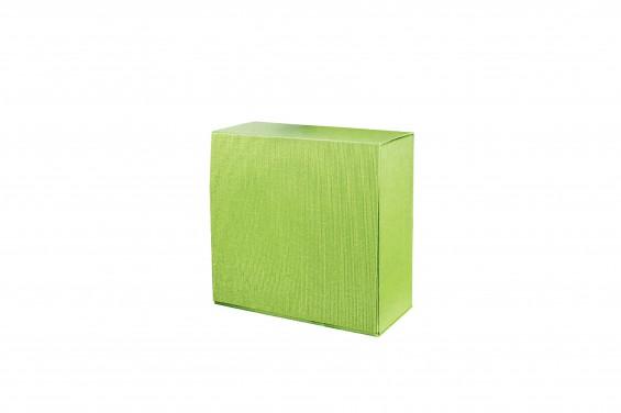 Embalagem cartão ondulado Verde Clara