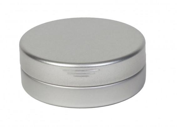 f7b56d0dcd Caixa redonda metálica