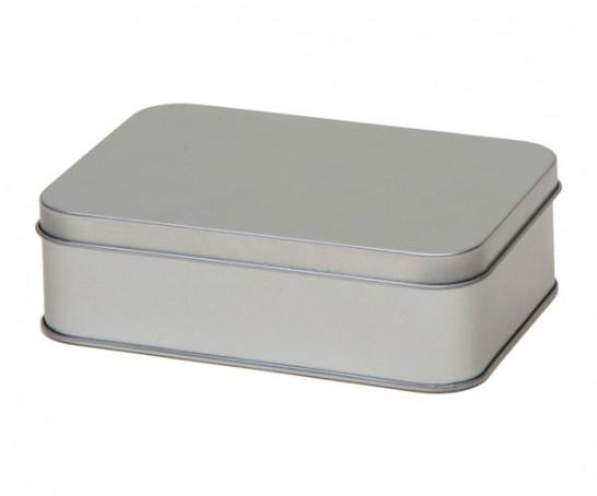 Caixa de metal