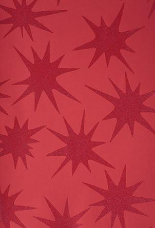 Papel de embrulho com padrão vermelho