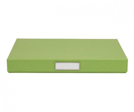 Caixa verde