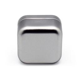 Caixa metal quadrada Tamanho M