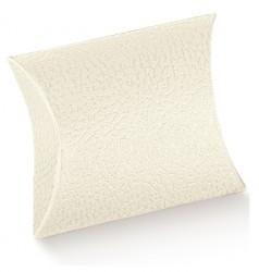 Almofada de cartão branca