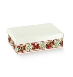 Caixa de cartão branca
