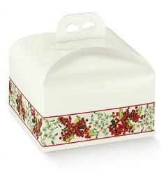 Caixa para transporte de bolos - Porta bolos