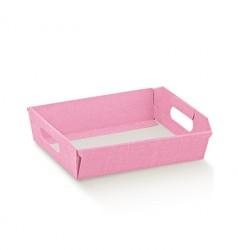 Tabuleiro cor-de-rosa