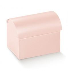 Baú cor-de-rosa
