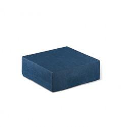 Embalagem de cartão azul