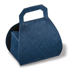 Embalagem de cartão tipo bolsa