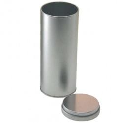 Embalagem de metal alta