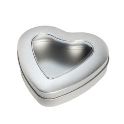 Embalagem formato coração