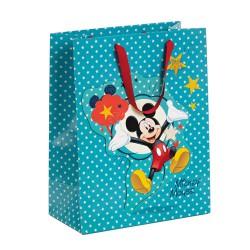 Saco com desenhos do Mickey
