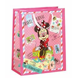 Saco com desenhos da Minnie