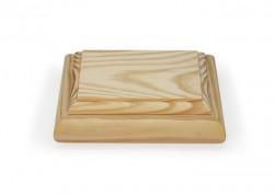 Caixa de madeira trabalhada