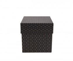 Cubo com padrão